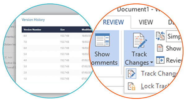 Document Collaboration + SharePoint Versioning